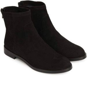 Kenneth Cole Reaction black boots size 9.5